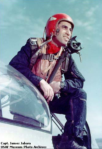 Lieutenant Colonel James Jabara