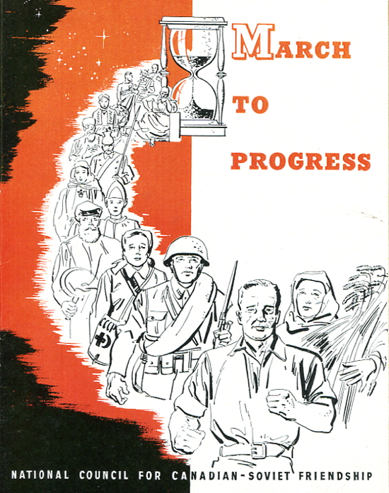 YY 1944 00 00 March to Progress, Toronto 1944 Rare Books and Special Collections UBC.