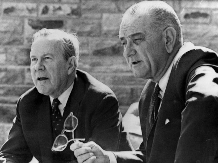 lyndon-johnson-and-lester-pearson