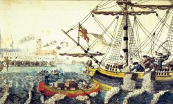 Boston-Tea-Party-Harbor-Ives-lithograph_调整大小