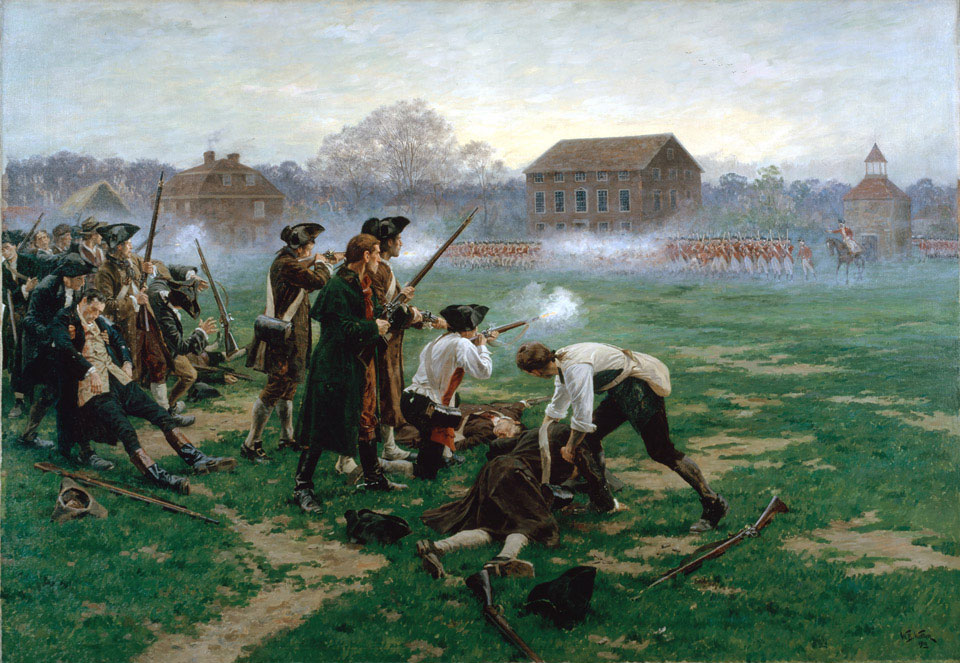 The_Battle_of_Lexington