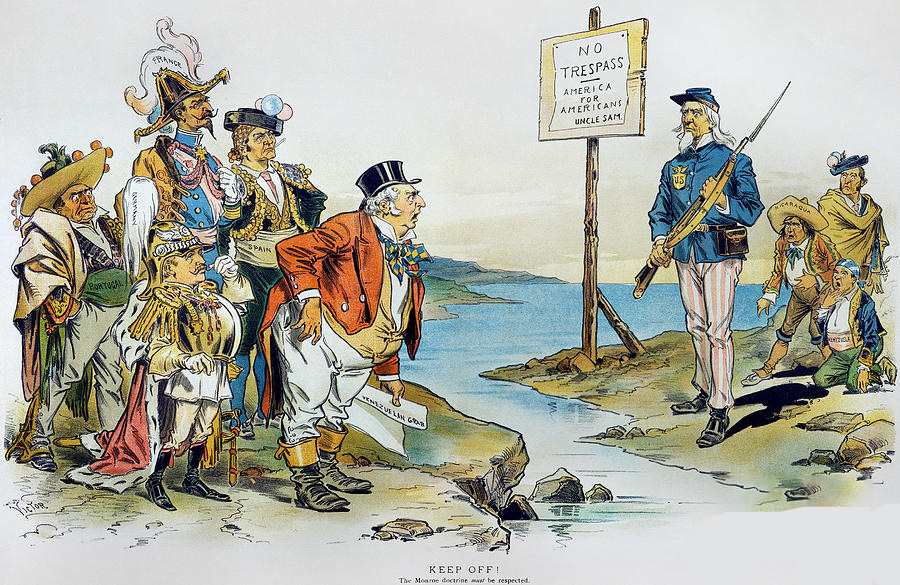 _Keep_off!_The_Monroe_Doctrine_must_be_respected__(F._Victor_Gillam,_1896)